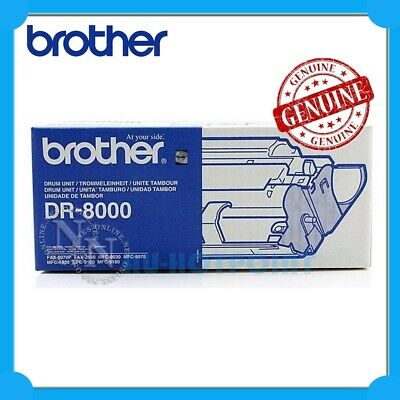 Brother Genuine DR-8000 Drum Unit for FAX-2850/MFC-4800/MFC-9160/MFC-9180 (8K)