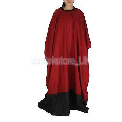 Large Long Hair Cutting Cape Salon Hairdressing Gown Barber Cloth Waterproof