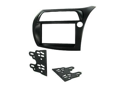 Connects2 CT23HD11 Honda Civic FN 06-11 Double Din Stereo Fitting Facia Kit RHD