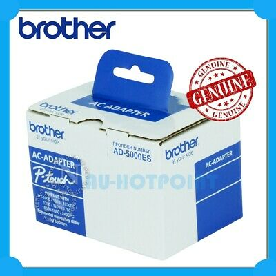 BROTHER AD-5000 P-Touch Power Adaptor 7.2V->PT1000/1100/1280/1650/PT1800/PT-2700
