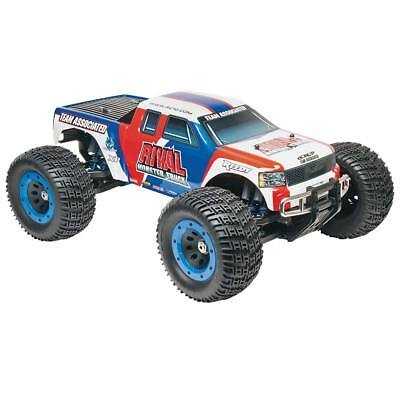 Associated 1/8 Rival Monster Truck 4WD RTR 20511 w/BL Motor ESC Painted Body