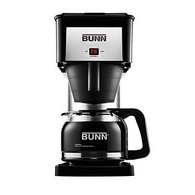 BUNN Velocity Brew 10-Cup Pourover Residential Coffee Brewer BXB New