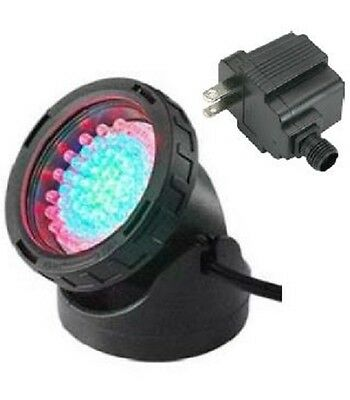 ProEco Underwater LED Lights - 40 White LEDs or 60 Color-Changing LEDs
