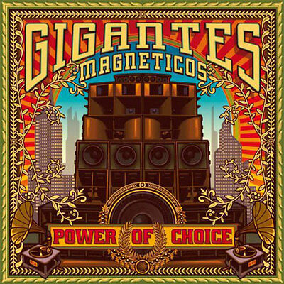Gigantes Magnéticos Power of Choice LP (EASTER SALE 2018)