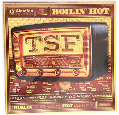 Toulouse Skanking Foundation Boilin' Hot LP