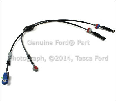 New Oem 5 Speed Manual Transmission Shift Cable 2001-2004 Escape #2L8Z-7E395-Ga