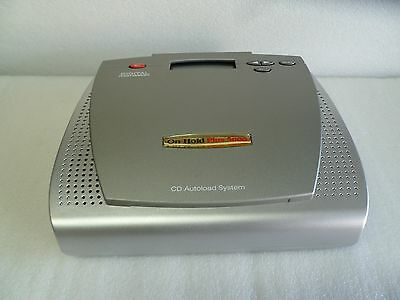 Intellitouch On-Hold-Plus 5000 Music On Hold MOH CD Autoload System Silver