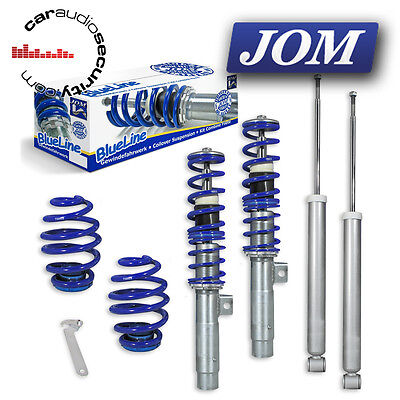 BMW 3 Series E46 98-05 JOM Coilovers Kit 741015 E46 Coilovers 2 Year Warranty