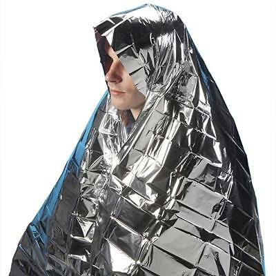 Emergency Foil Survival Blankets - Thermal & Waterproof - First Aid Camping
