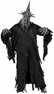 Men's Lord Of The Rings Deluxe Witch King Costume Standard