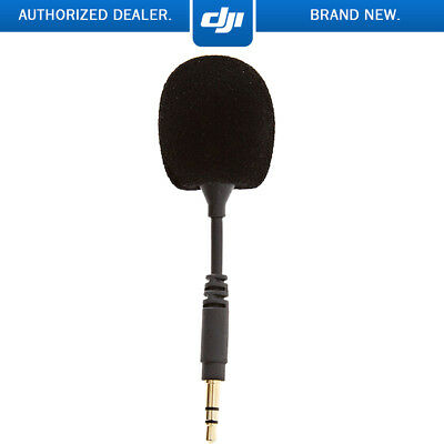 DJI Part 44 FM-15 Flexi Microphone for Osmo Gimbal Camera