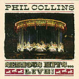 Phil Collins - Serious Hits... Live! Phil Collins  Cd