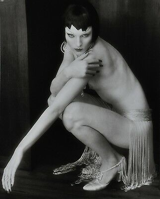 Herb Ritts Decades Limited Edition Photo Print 45x56 Michele Hicks Nude 20er 20s