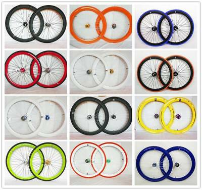 Wheels bicycle bike Single Speed wheels wheelsets Fixed Fixie 700c wheels  whee