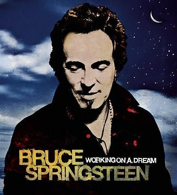 Bruce Springsteen - Working on a Dream (2009)  LImited CD+DVD  NEW  SPEEDYPOST