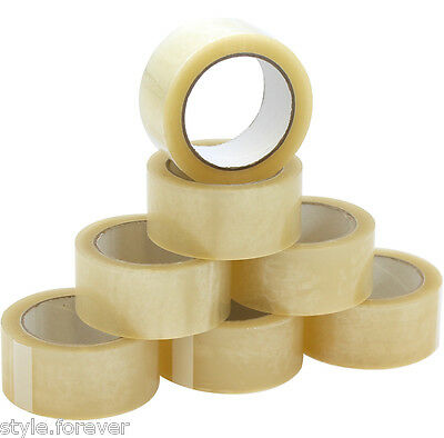 "36 Rolls-2""x110 Yards(330' ft)–Box Carton Sealing Packing Shipping Package Tape"