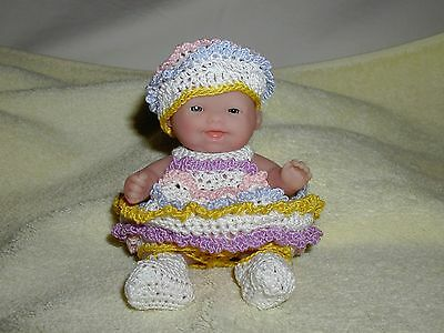 "Easter Egg Itty Bitty Baby - 5"" Lots to Love Babies by Berenguer"