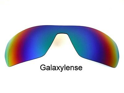 2b4c82a09a2ea Galaxy Replacement Lenses For Oakley Offshoot Sunglasses Green Polarized