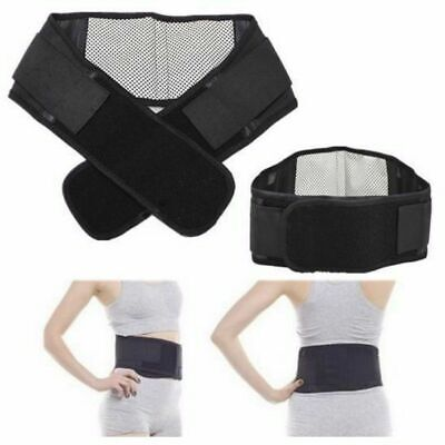 Lower Back Support Self-Heating Magnetic Belt Brace Pain Relief Posture Waist