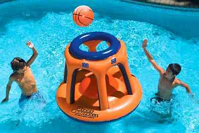Giant Shootball Inflatable Pool Party Toy Kids