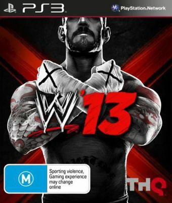 Wwe 13 Ps3 New Wrestling Game