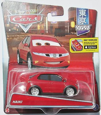 Voiture Disney Pixar Cars Haiki