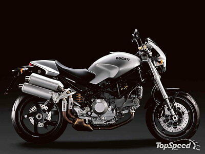 Manuale di Officina ducati monster s2R 1000 MY 2006