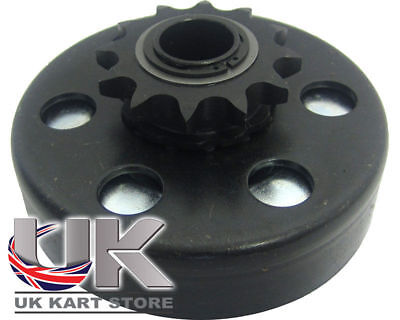 Max-Torque 12t 428 Pitch Centrifugal Clutch with Plain Spring UK KART STORE