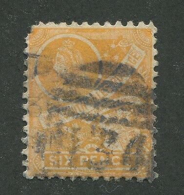 NEW SOUTH WALES #106a USED