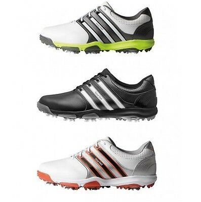 Adidas Tour360 X Men's Golf Shoes 2016 Wide Fitting Choice of 3 Colours