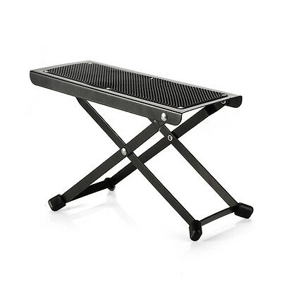 Quality Guitar Foot Rest Stool Stand Adjustable Non-slip Guitar Footrest