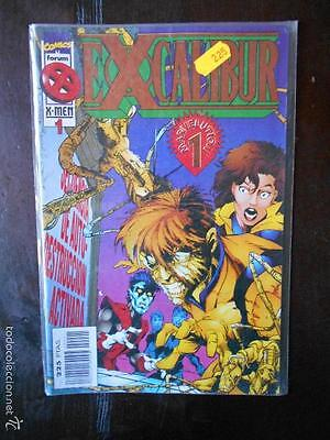 Excalibur Vol. 2 Nº 1 - Marvel - Forum (A)