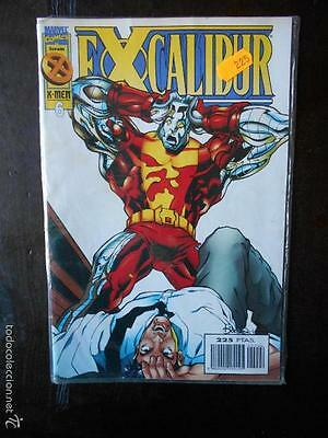 Excalibur Vol. 2 Nº 6 - Marvel - Forum (A)