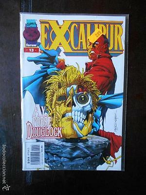 Excalibur Vol. 2 Nº 13 - Marvel - Forum (A)