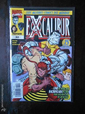 Excalibur Vol. 2 Nº 30 - Marvel - Forum (A)