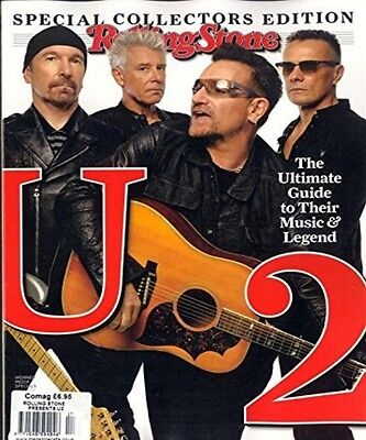 Rolling Stone Magazine - U2 - Special Collectors Edition ~ Ultimate Guide