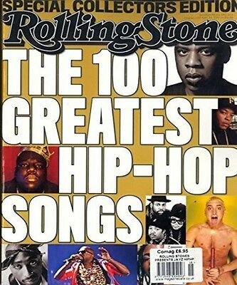Rolling Stone Magazine ~ Collectors Edition The 100 Greatest Hip Hop Songs Ever