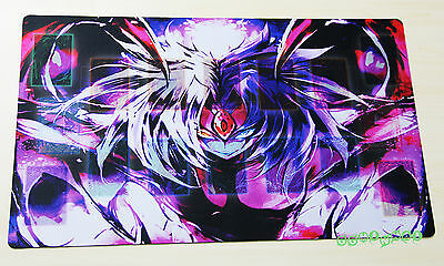 E954# Free Mat Bag Yubel Play Mat Yugioh Game Custom Made Playmat Pendulum Zones