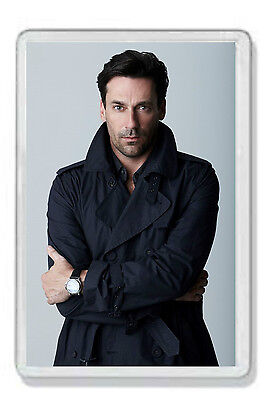 Jon Hamm (Mad Men) Fridge Magnet *Great Gift!*