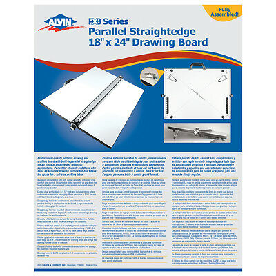 Parallel Straight Edge Kit 18X24