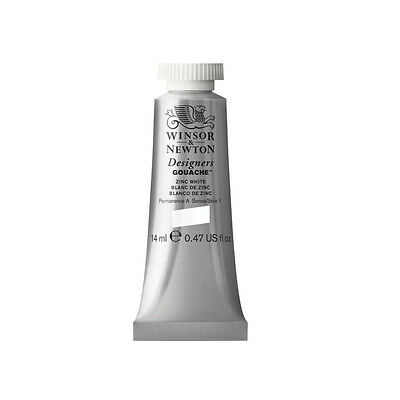 W&N Designers Gouache 37Ml Zinc White