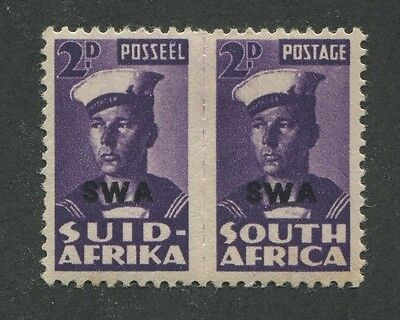 South West Africa #147 Mint Pair