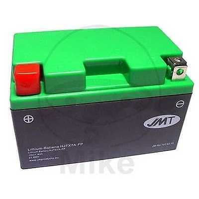 JMT Lithium Battery YTX7A-BS Kymco Hipster 125 4V 2003 12,7 PS