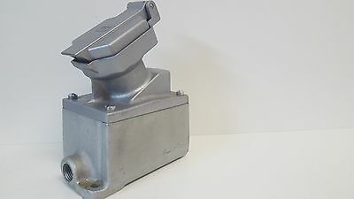 Guaranteed Good Used! Crouse-Hinds Circuit Breaking Receptacle Cps152 111