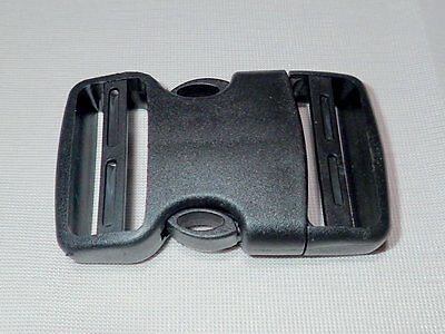 Scuba Diving BCD Single 40mm Curved Side Release Buckle