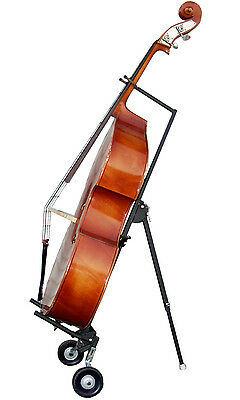 STRING SWING HH101 Upright Bass Cello Stand Cart hanger