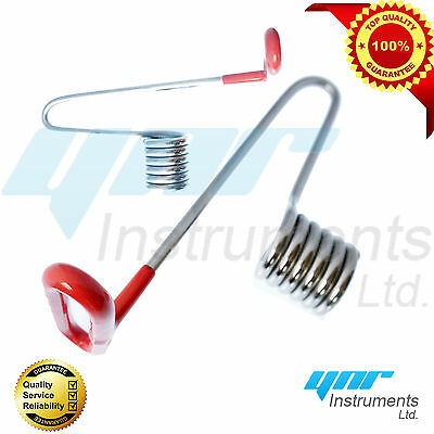 Superb Quality Equine Mouth Gag Schoupe Jointless Steel Bar Veterinary Ynr