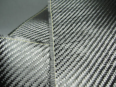 "Professional grade carbon fiber cloth *3k*2x2Twill weave*Sold per yard* 50"" roll"