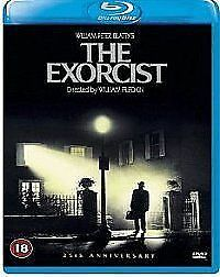 Exorcist - The Version You've Never Seen New Region 2 Dvd