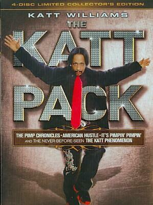 Katt Williams: The Katt Pack New Region 1 Dvd